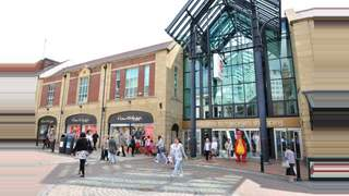 Primary Photo of 92a Fishergate Walk, St Georges Shopping Centre, Preston