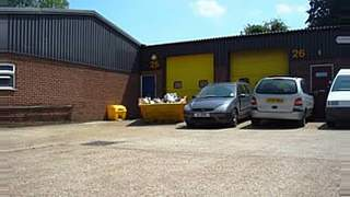 Primary Photo of UNIT 26 BLUE CHALET INDUSTRIAL PARK London Road West Kingsdown Swanley Kent TN15 6BQ