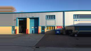 Primary Photo of Dolphin Enterprise Centre, Evershed Way, Shoreham-by-Sea, West Sussex BN43 6QB