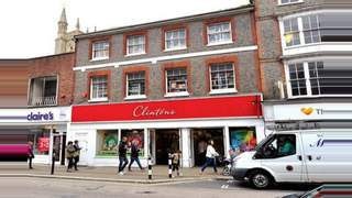 Primary Photo of Investment Of Clintons Cards, 42 High Street, Newport