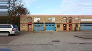 Primary Photo of Unit 12 Mill Farm Business Park, Millfield Road, Hounslow, Hanworth, Middlesex, TW4 5PY