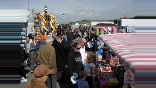 Primary Photo of Stall Space @ Brighton Racecourse Bank Holiday Market