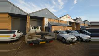 Primary Photo of Unit 2, Roman Industrial Estate, Tait Road, Croydon, Surrey, CR0 2DT
