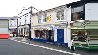 Primary Photo of Retail Premises and Flat - Bideford