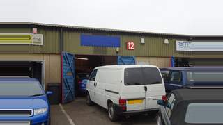 Primary Photo of Unit 12 Foundation Units, Westfield Road, Slyfield Industrial Estate, Guildford