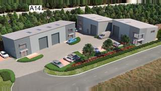 Primary Photo of Unit 1, The Lakes Business Park, Willow Court, St Ives, Cambridgeshire, PE28 9RB