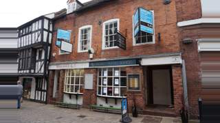 Primary Photo of 1 Butcher Row, Shrewsbury, SY1 1UW