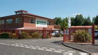 Primary Photo of Basepoint Business Centre, Stroudley Road, Basingstoke, RG24 8UP