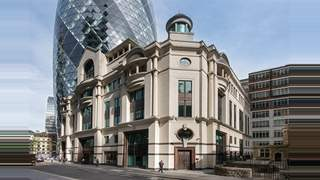 Primary Photo of Fitzwilliam House, 10 St Mary Axe, EC3A 8BF