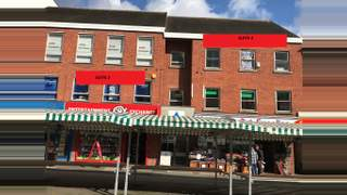 Primary Photo of 79-79a High Street, Newcastle-under-Lyme, Staffordshire, ST5 1PS