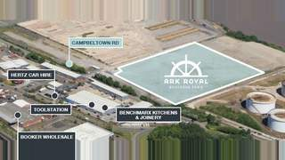 Primary Photo of Ark Royal Business Park, Unit, Campbeltown Road, Birkenhead, CH41 9HP