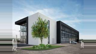 Primary Photo of Innovation Centre, Queens Meadow Business Park