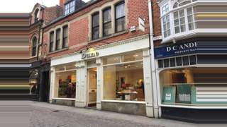 Primary Photo of 45-47 Bridlesmith Gate, Nottingham, NG1 2GN