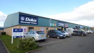 Primary Photo of Unit 3, 6 Munro Road, Springkerse Industrial Estate, Stirling, FK7 7UU
