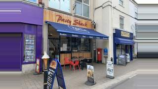 Primary Photo of Pasty Shack, 60 Church St, Falmouth TR11 3DS