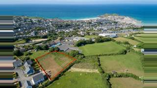 Primary Photo of Residential Development Land, Trenwith Lane, St Ives, Cornwall, TR26 1DD