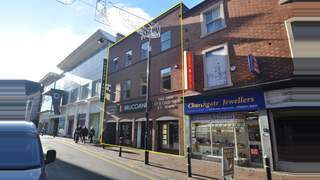 Primary Photo of 10 Church Gate, LEICESTER, Leicestershire, LE1 4AJ