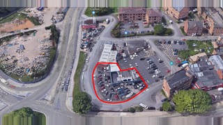 Primary Photo of Development Land Court Road St. Peters Way Northampton NN1 1TH