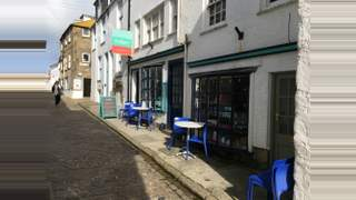 Primary Photo of The Digey Food Room, 6 The Digey, St. Ives, Cornwall