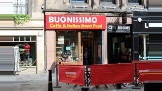 Primary Photo of Buonissimo, 21 High St, Inverness, IV1 1HY