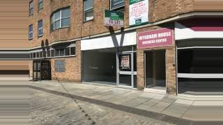 Primary Photo of Lock-up Retail/Business Premises, 1 Wyndham Street, Bridgend, CF31 1ED