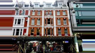 Primary Photo of Ground Floor & Basement 142-144 Oxford St, Fitzrovia, London W1D 1LZ