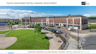 Primary Photo of Westoe Crown Village Retail Centre, South Shields