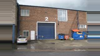 Primary Photo of Unit 2A Kelvin Industrial Estate, Long Drive, Greenford, Middlesex, UB6 8WA