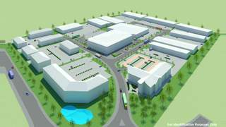 Primary Photo of Harborough Innovation Centre, Airfield Business Park, Market Harborough, LE16 7WB