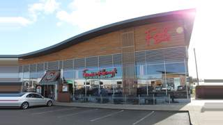 Primary Photo of Frankie & Benny's, Victoria Retail Park, Nottingham