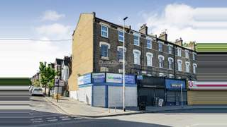 Primary Photo of 517 Wandsworth Road, Battersea, SW8 4PA