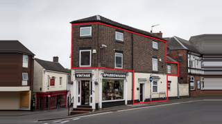 Primary Photo of 3, Liverpool Road, Newcastle-under-Lyme, ST5 2AU