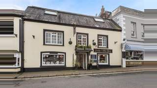Primary Photo of The Duchy Coffee Shop, 10, Fore Street, Lostwithiel