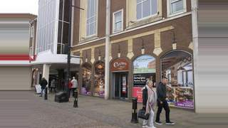 Primary Photo of Unit 1 Market Walk Shopping Centre Northampton NN1 2DP