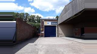 Primary Photo of Rear Of Albany House, 6-8 Woodbridge Meadows, Guildford, Surrey
