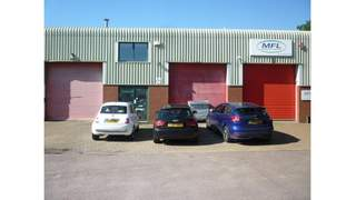 Primary Photo of Modern Light Industrial Unit With 1st Floor Office, Unit 2 Sutherland Court, Welwyn Garden City