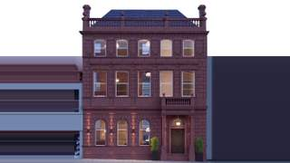 Primary Photo of The Old Bank, English Street, Dumfries, DG1 2BT