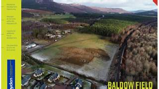 Primary Photo of Baldow Field, Kincraig, Highland, PH21 1AD