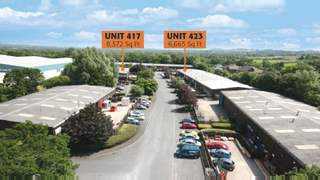 Primary Photo of Unit 445 Oakshott Place, Walton Summit Centre, Bamber Bridge, Preston PR5 8AT