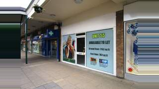 Primary Photo of Unit 55 Belvoir Shopping Centre, Coalville, LE67 3PD