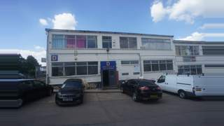 Primary Photo of Bounds Green Industrial Estate, South Way, Bounds Green, London N11 2UD