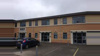 Primary Photo of 3 Cartwright Way, Forest Business Park, Coalville, Leicestershire, LE67 1UE