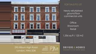 Primary Photo of 290 Kilburn High Road, London NW6 2DD