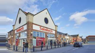 Primary Photo of Unit 10b, Abbey Walk Retail Park, Selby