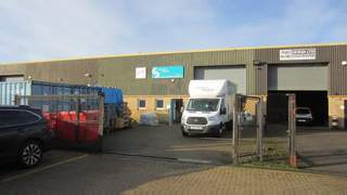 Primary Photo of Unit 3, Forties Industrial Centre, Hareness Circle, Aberdeen, AB12 3LY