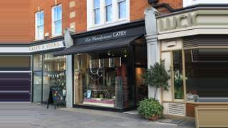 Primary Photo of 255 Fulham Road, Chelsea, London, SW3 6HY