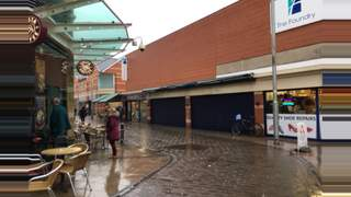 Primary Photo of The Parishes Shopping Centre, Kiosks 2 Jubilee Way, Scunthorpe, DN15 6RB