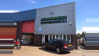 Primary Photo of First Floor, Unit 3, Twyford Road Industrial Estate, Bishop's Stortford, Herts CM23 3YT