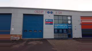 Primary Photo of Unit 2, Link Trade Park, Penarth Road, Cardiff CF11 8TQ