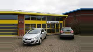Primary Photo of Unit 19, Focus 303 Business Centre, Focus Way, Walworth Business Park, Andover, SP10 5NY